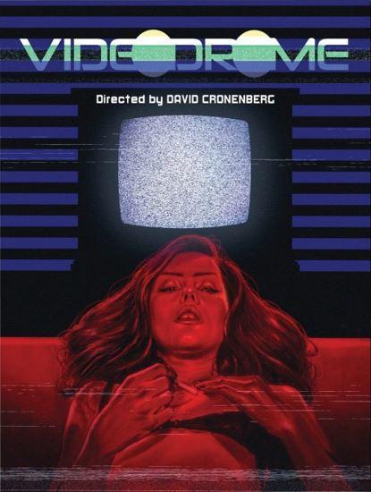 Wideodrom / Videodrome (1983) PL.BRRip.XviD-GR4PE | Lektor PL