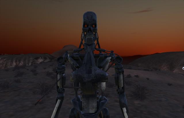 The Terminator!/Терминатор! (RU)