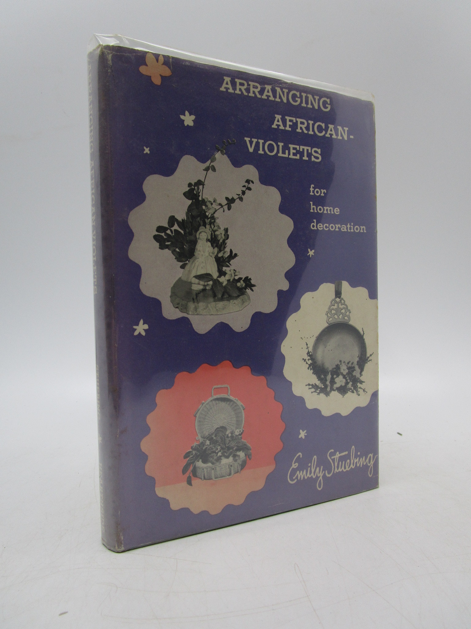 Image for Arranging African-Violets (Signed First Edition)