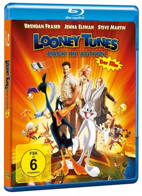 Looney Tunes Back in Action (2003) .mkv FullHD ITA/ENG BLURAY 1080p x264  - Sub