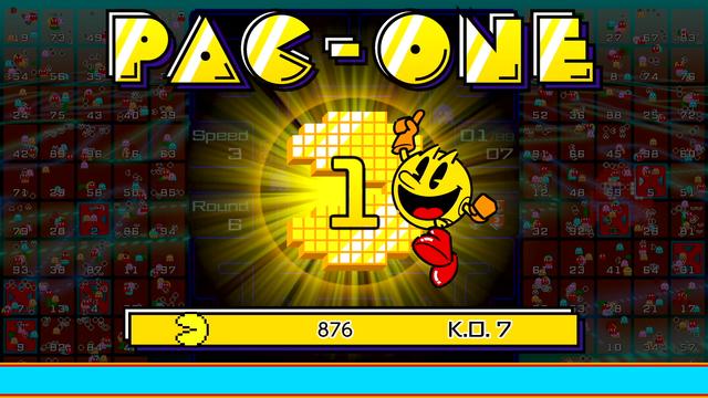 「Nintendo Switch Online」加入者限定特典 「PAC-MAN」99人大逃殺殊死戰《PAC-MAN 99》繁體中文版即日起免費發布 02