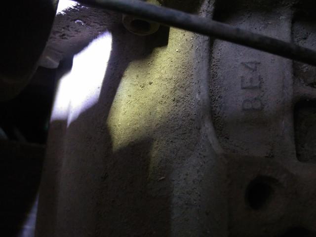 Berlingo '98 1.9d xud9 skrzynia BE4. Problem z dźwignią zmiany biegów.