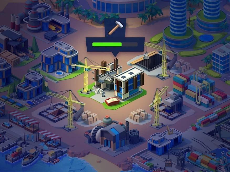 Sea Port: Ship Games 5