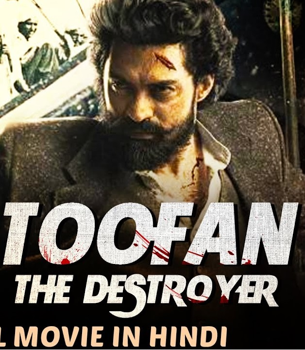Toofan The Destroyer 2021 Hindi Dubbed 720p WEB-DL 700MB Download