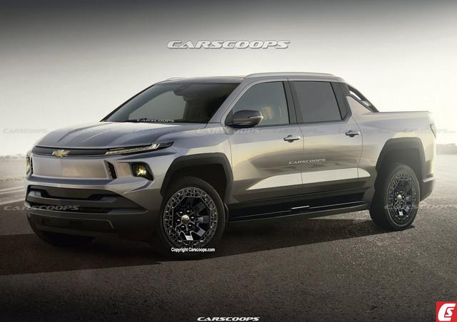 2022 - [Chevrolet] Pickup EV 0-B58740-F-F397-4141-8-DF9-E57-EBE518-B76
