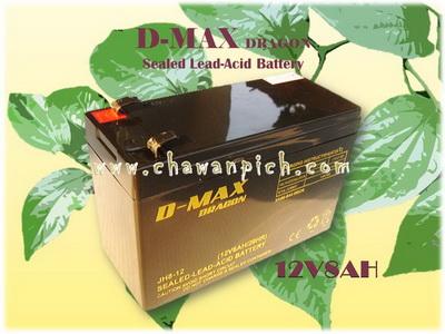 D MAX 12 V8 AH 400