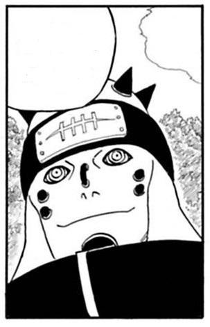 O péssimo desempenho de Pain contra Naruto Shurado
