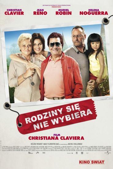 Rodziny się nie wybiera / On ne choisit pas sa famille (2011) PL.BRRip.XviD-GR4PE | Lektor PL