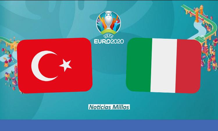 Turquía vs Italia Eurocopa