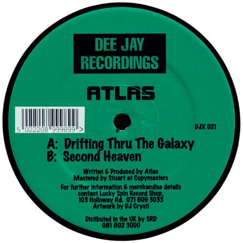 Download Atlas - Drifting Thru The Galaxy / Second Heaven mp3