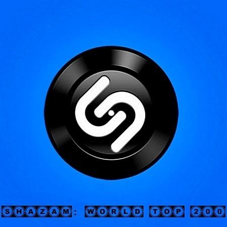 Shazam Хит-парад World Top 200 [Сентябрь] (2021) MP3