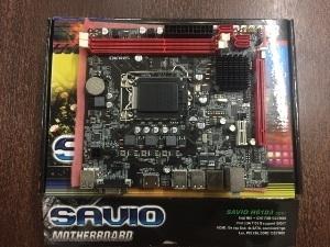 Mainboard Savio H61