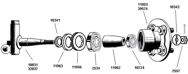 Jeu axiale roue avant Xxxxxx14-2