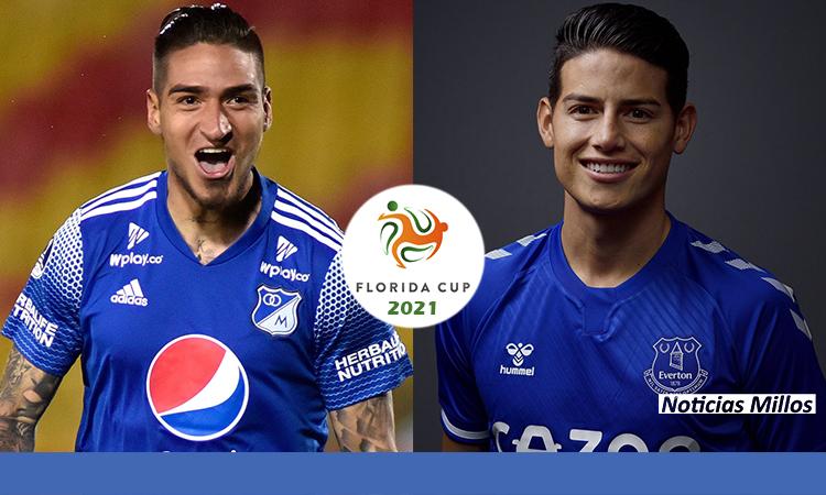 Millonarios Vs Everton FLORIDA CUP