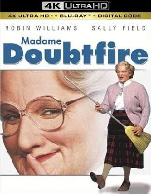 Mrs. Doubtfire - Mammo Per Sempre (1993) UHD 2160p WEBrip HDR10 HEVC DTS ITA/ENG - ItalyDownload