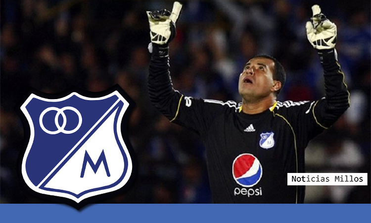 Nelson Ramos Millonarios