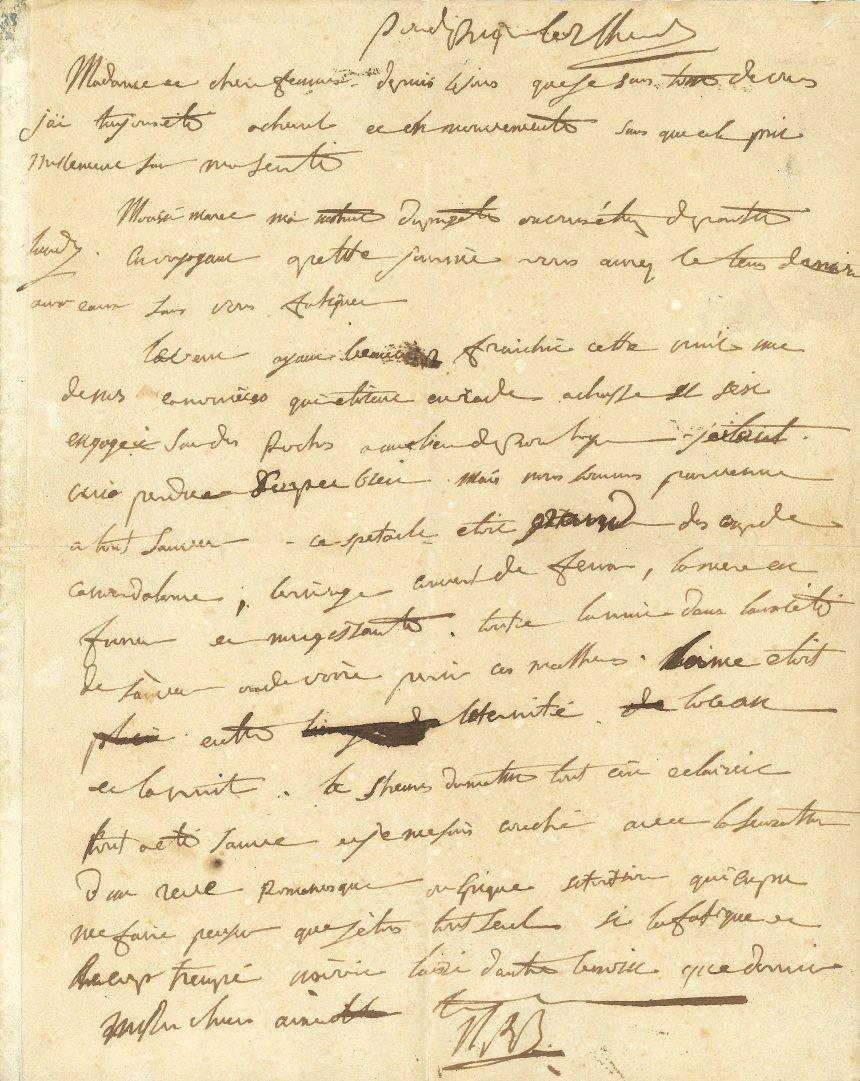 [DROUOT] Lettres de Napoléon à Joséphine ! Plus-de-500-000-pour-3-lettres-de-Napoleon-2