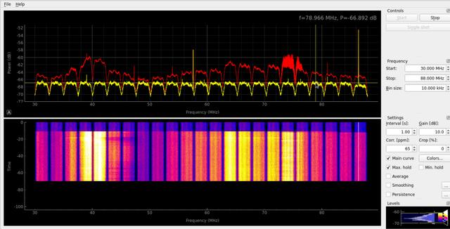 qspectrum-analyzer