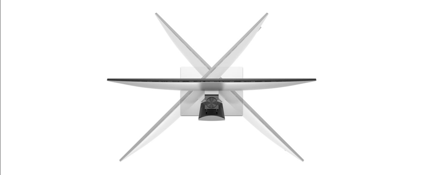 "Dell UltraSharp 27"" InfinityEdge U2719D Monitor - 210-ARBR 9"