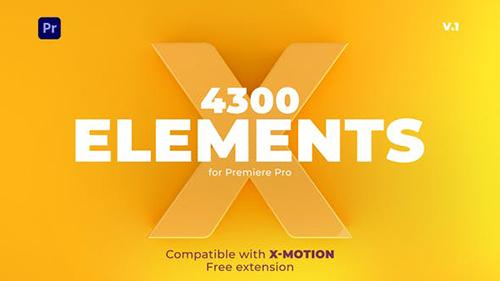 X-Elements | Premiere Pro 29715440 - Script & Motion Graphics Template (Videohive)