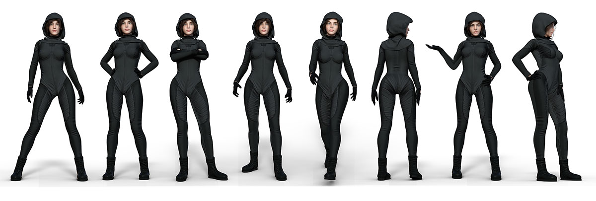 f cyberpunk hacker hood sales lineup