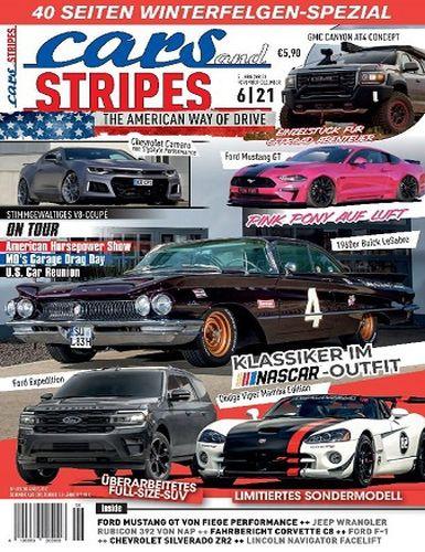 Cars and Stripes Magazin No 06 November-Dezember 2021