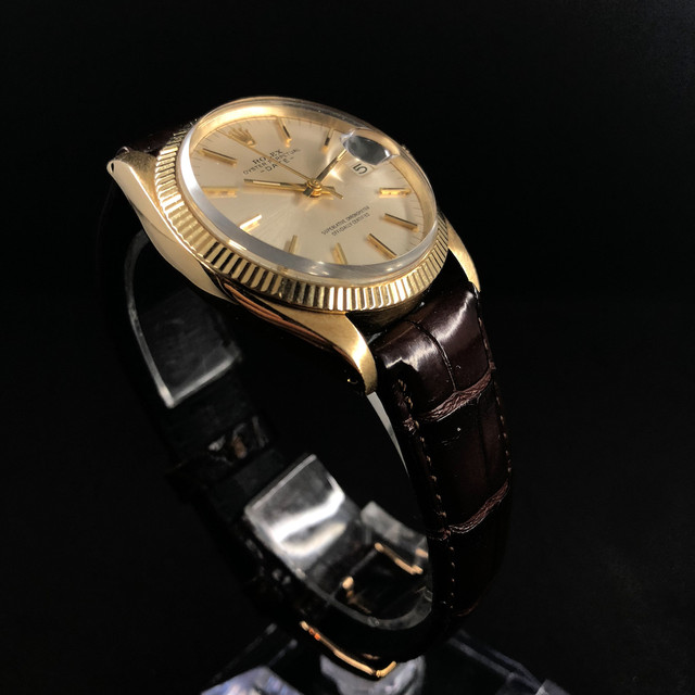 [Vends] Rolex 1503 Datejust or IMG-0978