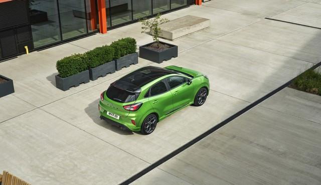 Le nouveau Ford Puma ST va rugir à partir de 33 650 euros FORD-2020-PUMA-ST-09