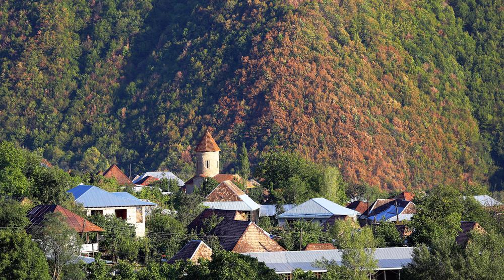 السياحة في اذربيجان شيكي