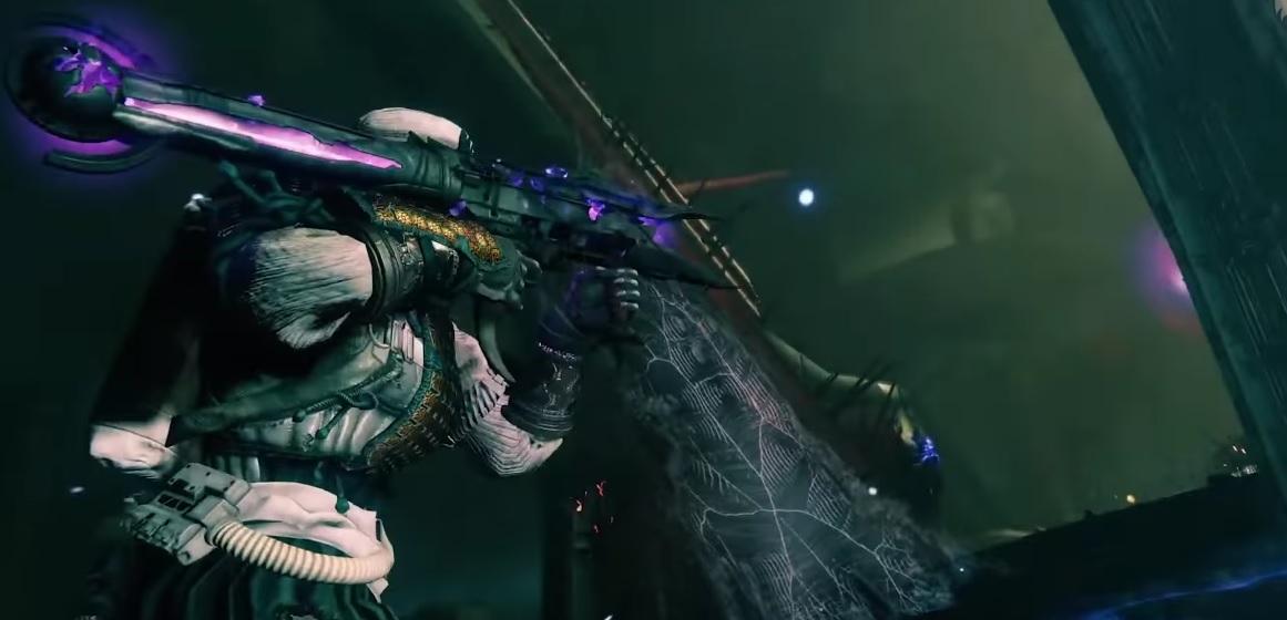 """Destiny 2 - Как получить экзотическую ракетницу """"Приносящая смерть"""""""