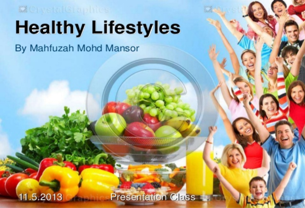 Healthcare Learning Healthy Lifestyle