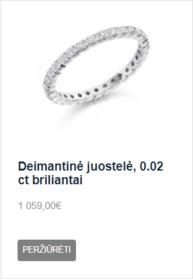 Deimantinė juostelė