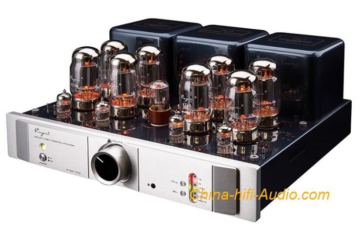 China-Hifi-Audio's Latest Stock Update Brings Hi-fi Tube Amp Products from Brand Muzishare Cayin and Yaqin Audio