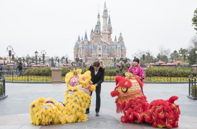 Shanghai Disneyland (2016) - Le Parc en général - Page 40 Xx11