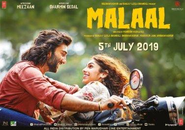 Malaal (2019) Hindi Movie Pre-DVDRip 720p