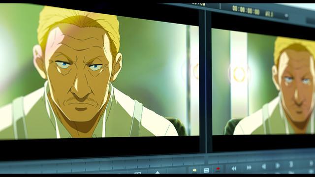 今年金馬影展將搶先曝光日本動畫導演平尾隆之改編同名漫畫的《酷愛電影的龐波小姐》! Pp-C-0765-r
