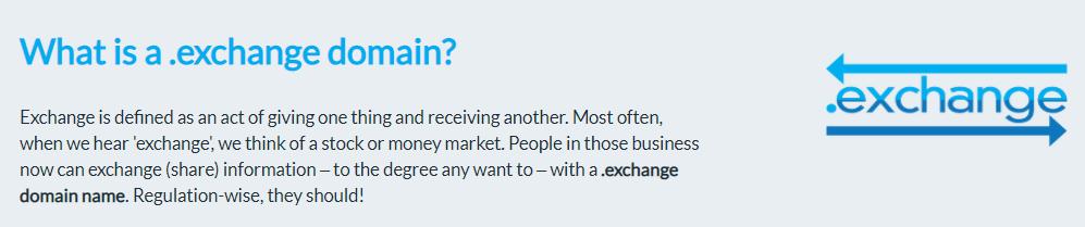 dot-exchange