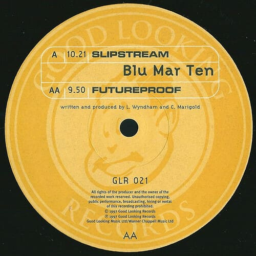 Download Blu Mar Ten - Slipstream / Futureproof mp3