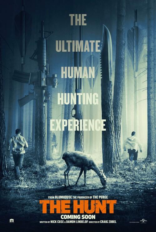 Polowanie / The Hunt (2020) PL.AC3.DVDRip.XviD-GR4PE / Lektor PL