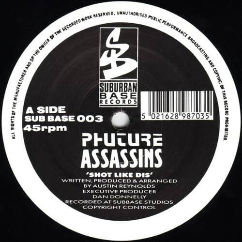 Download Phuture Assassins - Shot Like Dis / Africans Must Be Free mp3