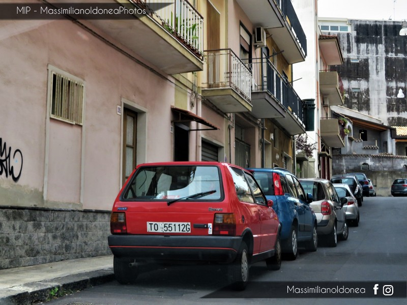 avvistamenti auto storiche Fiat-Uno-45-S-900-45cv-87-TO55112-G