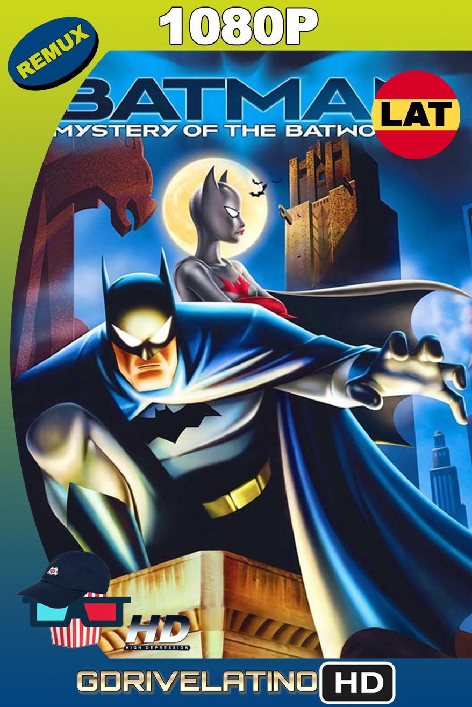 Batman: El misterio de Batimujer (2003) BDRemux 1080p Latino-Inglés MKV