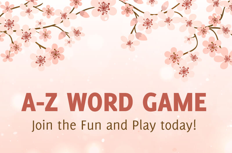 A-Z Word Game
