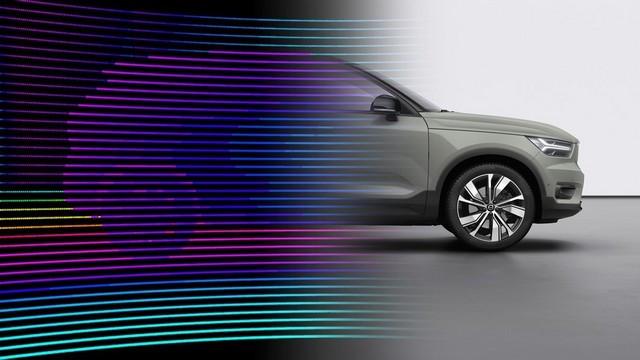 Le nouveau Portail d'Innovations de Volvo Cars permet aux développeurs externes de contribuer à concevoir des véhicules plus performants 276515-Volvo-XC40-Recharge-Li-DAR-Visualisation