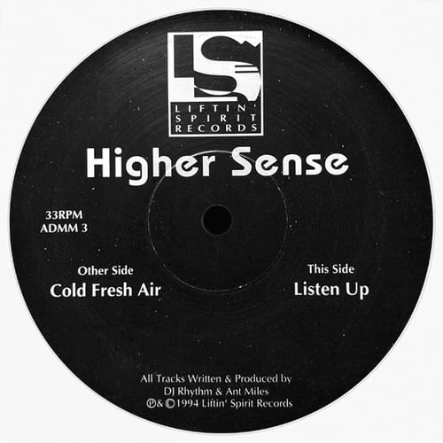 Download Higher Sense - Cold Fresh Air / Listen Up mp3