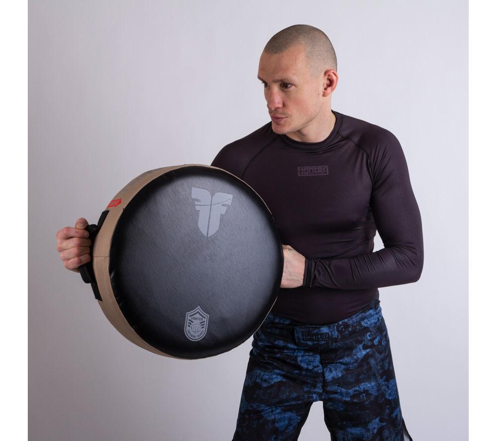 Круглая макивара для силовых ударов Punch Shield TACTICAL SERIES