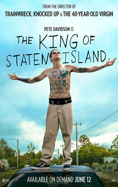The King of Staten Island | 2020 | m720p - m1080p | WEB-DL | Türkçe Altyazılı | Tek Link