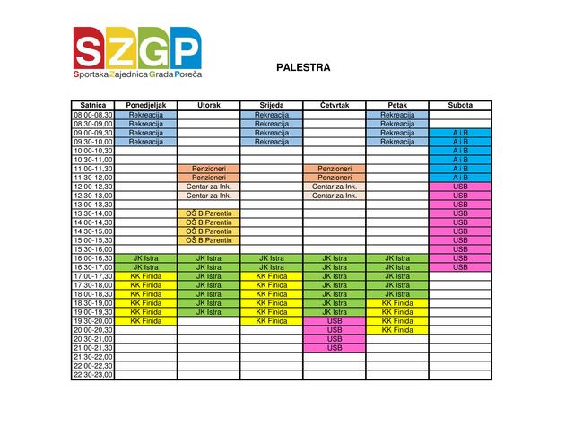 Raspored-Palestra-2019-2020-1
