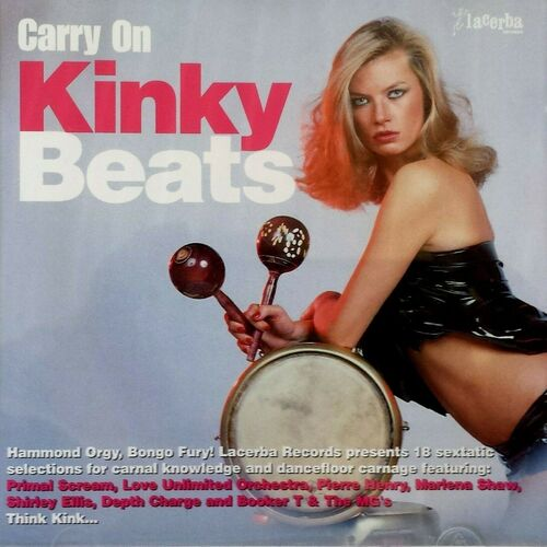 Download VA - Carry On Kinky Beats mp3
