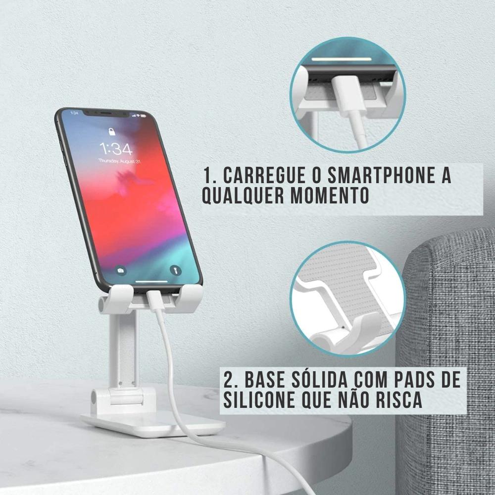 suporte para tablet de mesa
